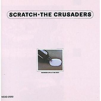 Crusaders - Scratch [CD] USA import