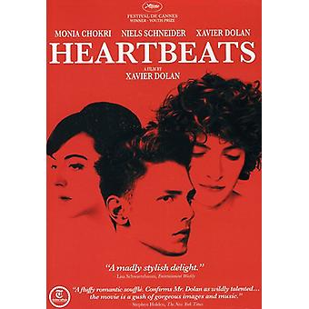 Heartbeats [DVD] USA import
