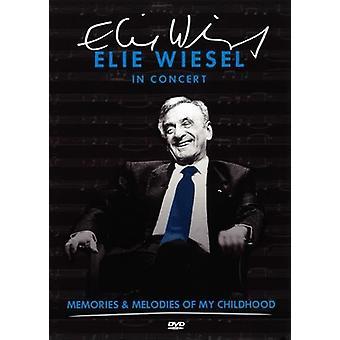 Elie Wiesel i koncert: erindringer & melodier af min [DVD] USA import