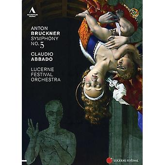 A. Bruckner - symfoni No. 5 [DVD] USA import