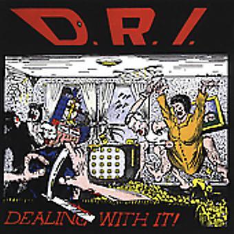 D.R.I. - beskæftiger sig med det [CD] USA import