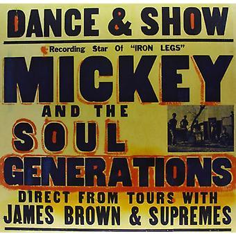 Mickey & sjæl Generation - jern ben [Vinyl] USA importerer
