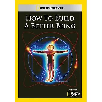 How to Build a Better Being [DVD] USA import