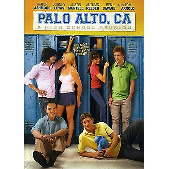 Palo Alto Ca [DVD] USA import