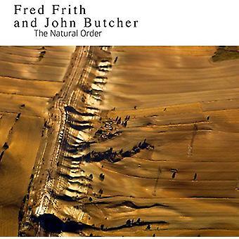 Frith, Fred & Butcher, John - Natural Order [CD] USA import
