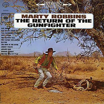 Marty Robbins - el regreso de la importación de los E.e.u.u. del pistolero [CD]