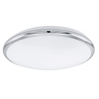 Eglo Manilva Flush Ceiling Plate Light