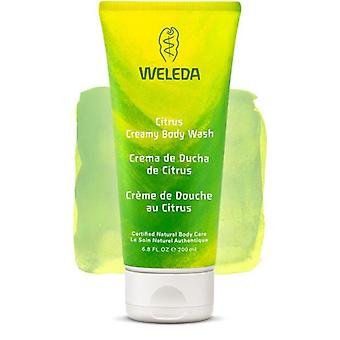 Weleda Citrus Shower Cream (Refreshing) 200Ml