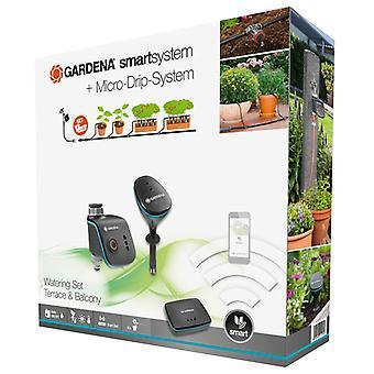 Gardena Slimme Bewatering Set voor Terras/Balkon