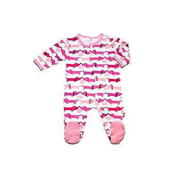 Magnificent Baby Magnetic Me™ Baby Girl's Footie