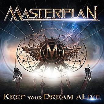 Masterplan - Keep Your Dream Alive [CD] USA importeren