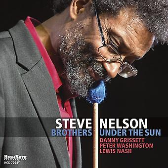 Steve Nelson - Brothers Under the Sun [CD] USA import