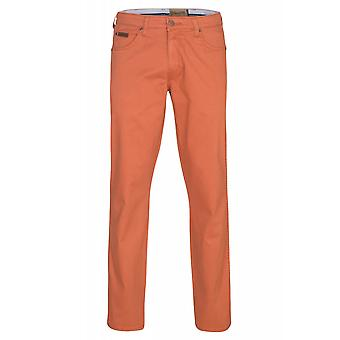 Wrangler bukser Herre jeans Arizona strække Orange