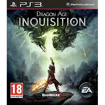 Dragon Age Inquisition PS3 Spiel