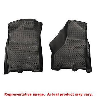 Black Husky Liners # 30841 Classic Style Front Floor Lin FITS:DODGE 2009 - 2010