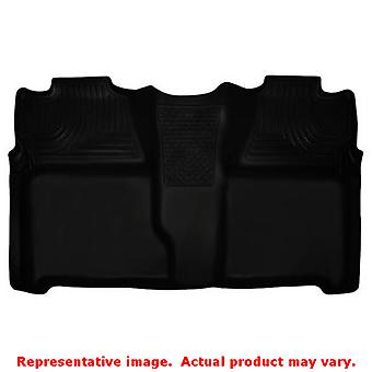 Husky Liners 19201 Black WeatherBeater 2nd Seat Floor L FITS:CHEVROLET 2007 - 2