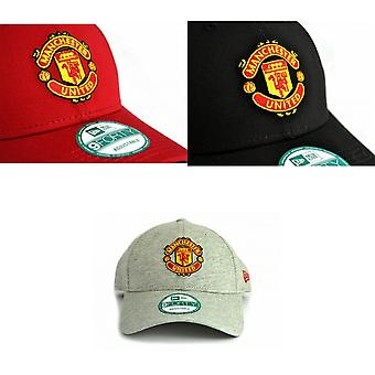 Manchester United FC Official New Era 9Forty Football Baseball Cap