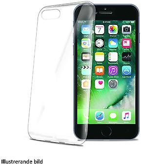Celly Gelskin TPU cubre iPhone 8 Tr