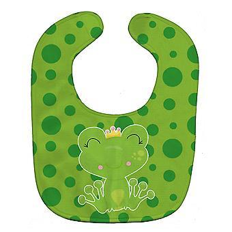 Carolines Treasures  BB8987BIB Frog Prince Baby Bib