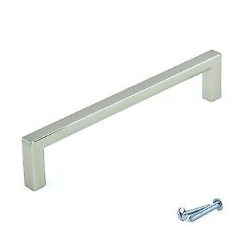 M4TEC Bar drzwi szafki kuchenne uchwyty szafki szuflady sypialnia meble ciągnąć uchwyt ze stali nierdzewnej. Serii R7