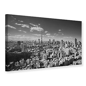 Canvas Print Tokyo