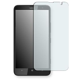 Nokia Lumia 1320 screen protector - Golebo crystal-clear protector (deliberately smaller than the display, as this is arched)