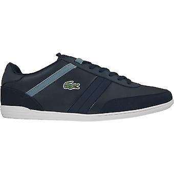 Lacoste Giron 316 1 Spm Nvy 732SPM0018003 universal alle Jahr Männer Schuhe