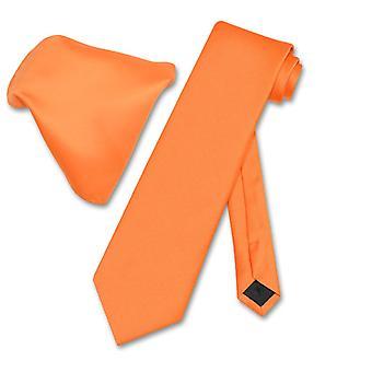 Set collo cravatta cravatta tinta Vesuvio Napoli & fazzoletto maschile
