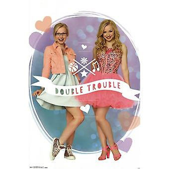 Liv and Maddie - Duo Poster Print