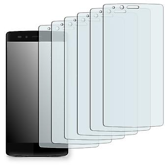 Vernee Apollo Lite screen protector - Golebo crystal-clear protector (deliberately smaller than the display, as this is arched)