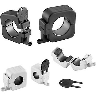 Ferrite bead cube key protected 165 Ω Cable Ø (max.) 8 mm (Ø) 30