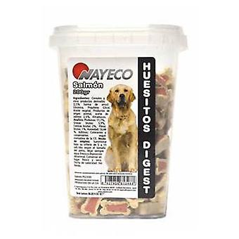 Nayeco Snack Salmon Digest Huesitos (Dogs , Treats , Biscuits)