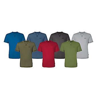 Crosstrail Base de Jack Wolfskin Mens t-shirt