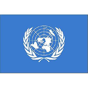 FN (FN) flagg 5 ft x 3 ft med Jer.
