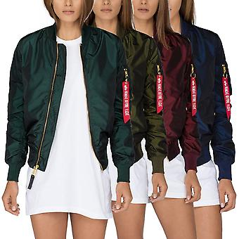 Alpha industries giacca MA-1 PM LW Iridium Wmn