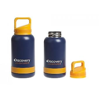 Summit Discovery Adventures Blackhills 500ML Vacuum Bottle With Caribiner Clip