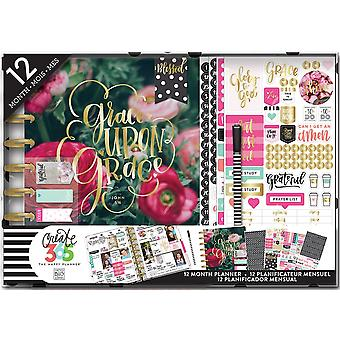 Create 365 12-Month Planner Box Kit-Have Faith