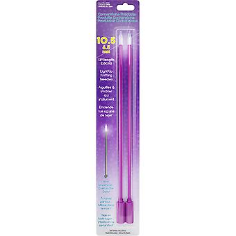 Knit Lite Knitting Needles-Size 10.5
