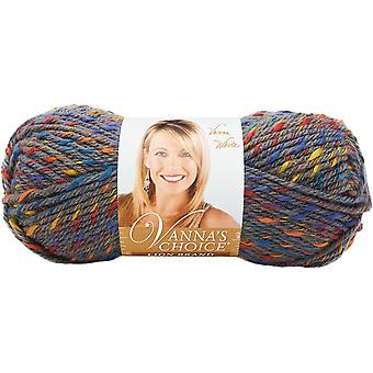 Vanna's Choice Yarn-Patchwork Grey