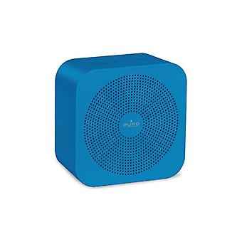 PURO Handy rechargeable Bluetooth speakers v4.2, blue