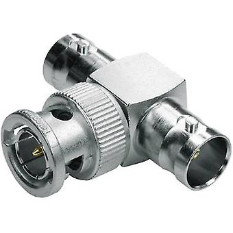 BNC adapter BNC socket-BNC plug, BNC socket Telegärtner1 pc(s)
