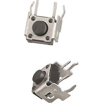 Würth Elektronik WS-TST 431256038726 Pushbutton 12 Vdc 0.05 A 1 x Off/(On) momentary 1 pc(s)