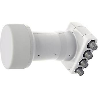 Maximum Pro P-4 Quad LNB No. of participants: 4 LNB feed size: 40 mm with switch