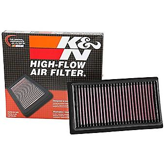 K&N 33-5060 Replacement Air Filter, 1 Pack