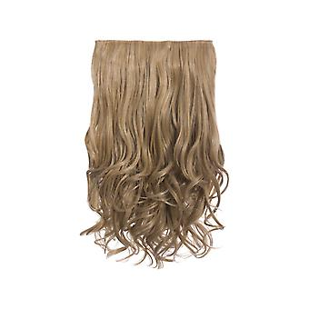 IKRUSH Womens Volume intenso ClipHair Extensions - biondo miele ricci