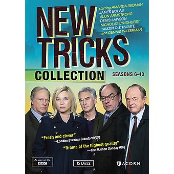 New Tricks Collection: Seasons 6-10 [DVD] USA import