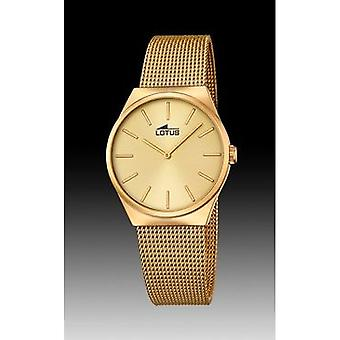 LOTUS - wrist watch - ladies - 18481/2 - the couples - classic