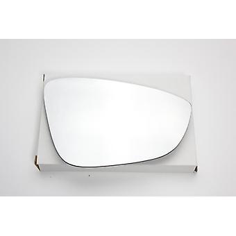 Høyre speil glass (oppvarmet) & holder til Volkswagen PASSAT CC 2008-2011