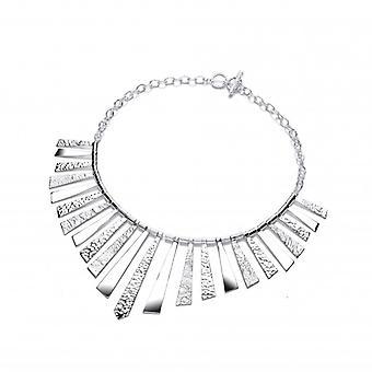Cavendish Franse zilveren Egyptische ketting