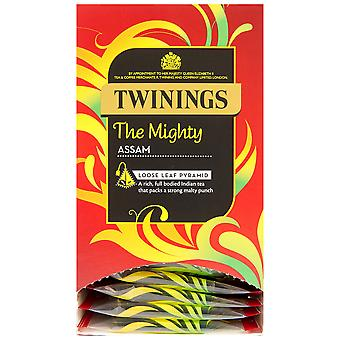Twinings Mighty Assam Pyramid Teabag